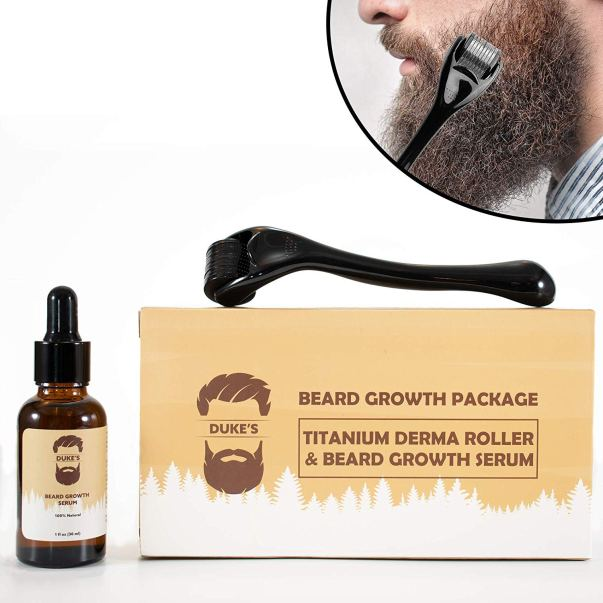 Best Effective Beard Rollers to Buy