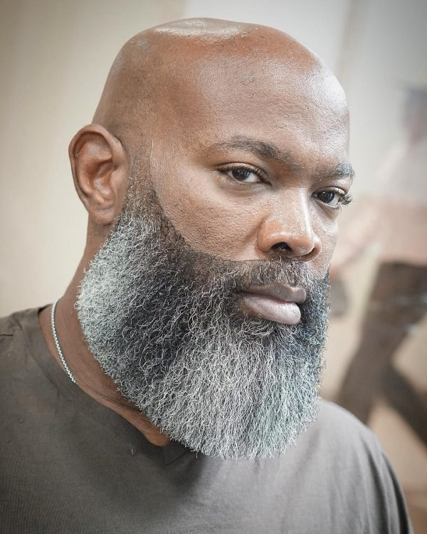 Can Grey Beard Be Reversed Naturally