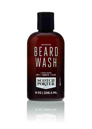 scotch porter beard wash