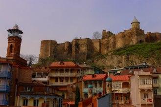 in Tiflis