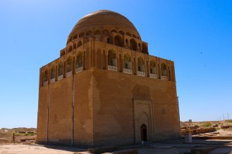 Merv - Mausoleum Sultan Sanjar