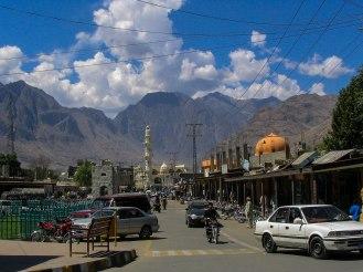 in Gilgit