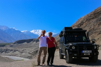 alles klar am Nanga Parbat 8.125 m