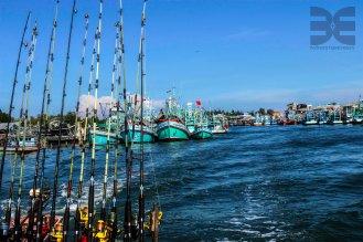 Fischen im Golf von Thailand