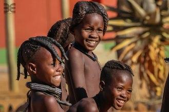 Kids der Omuhonga School