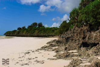 nice beach - nur bei Ebbe