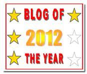 Blog of the Year Award 4 star thumbnail