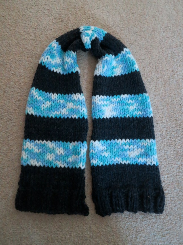 New scarf for J