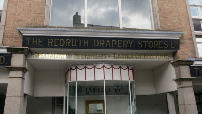 The Redruth Drapery Stores