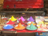 Colour in Sarnath