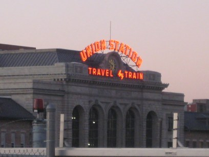 Going to get the train from Denver to San Fransisco - 36hour trip!