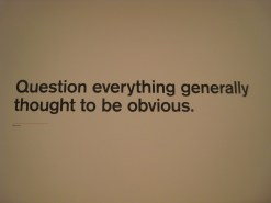 Love this quotation in the Museum of Modern Art in San Francisco. It was in the cafe here that I took the phone call from C to tell me that his beautiful wife, Kath, and my dear, dear friend had died. Kath is the inspiration behind my blog