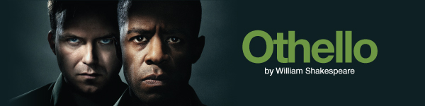 Othello with Adrian Lester and Rory Kinnear