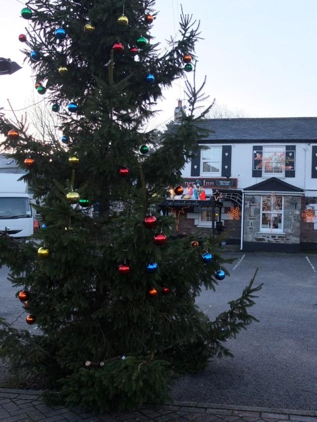 Lanner's Christmas tree