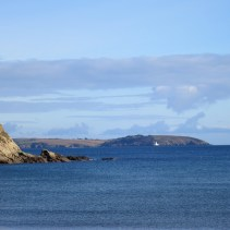 St Antony Lighthouse from Maenporth