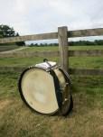 Abandoned drum