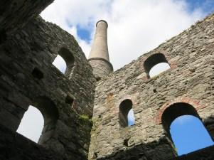 Looking up inside Killifreth