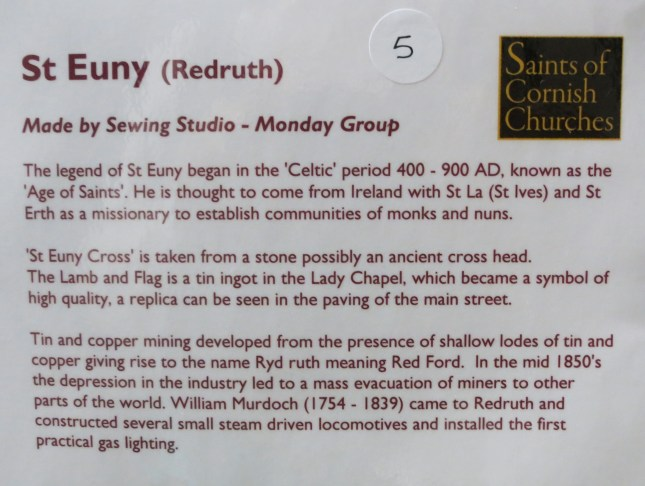 St Euny, info