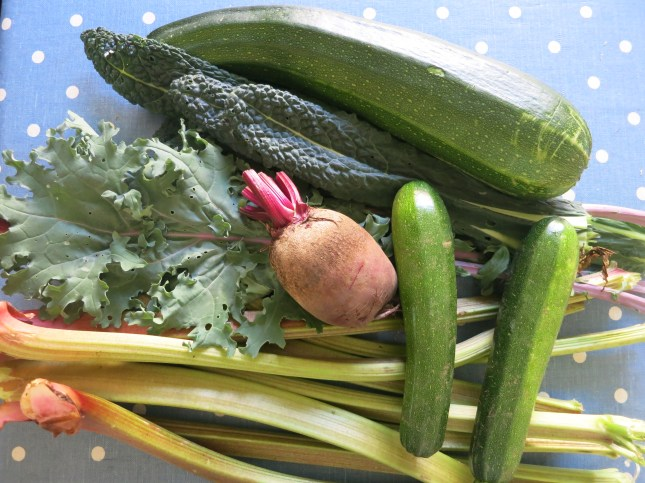 Beautiful produce