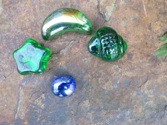 Gifts of garden jewels?