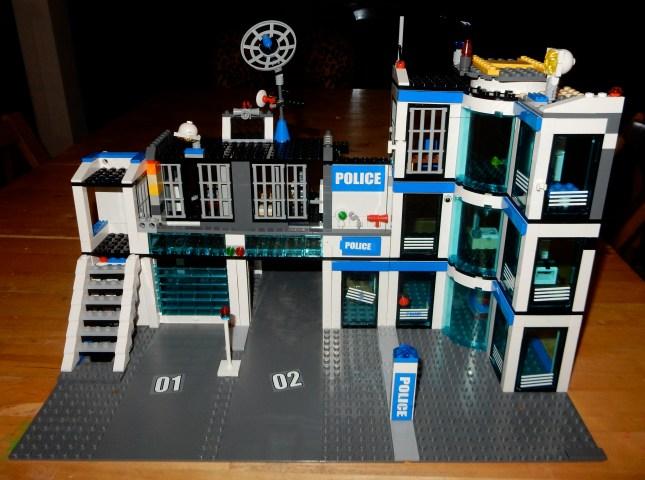 J's Police Station