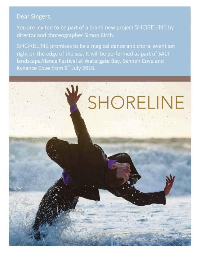 Shoreline by Simon Birch Dance