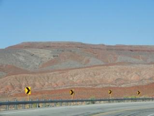 Rainbow Desert around the bend