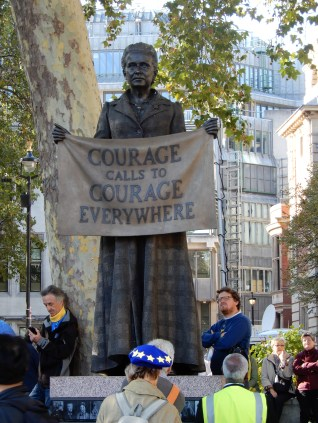 Inspiration from Millicent Fawcett