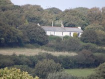 Zoomed in on Chimneypots, M&D's cottage