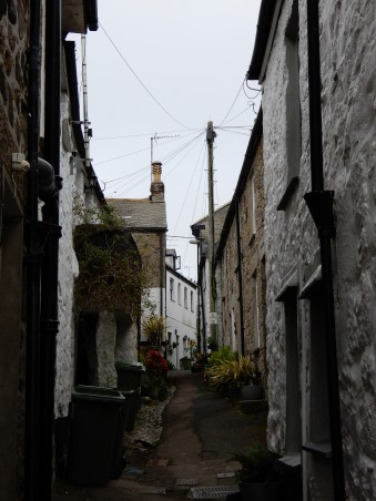 Duck Lane in Mousehole
