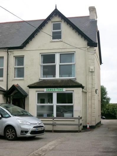 19 Treyew Road, now a Samaritans' House