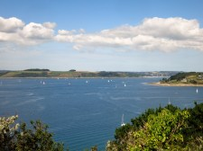 Across to St Mawes and beyond
