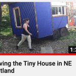 Thumbnail Moving the Tiny House Deirdre Morrison