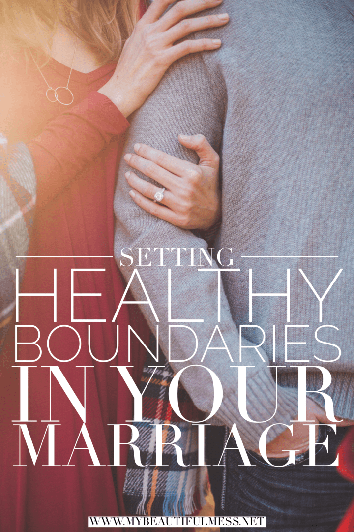 Setting Healthy Boundaries in Your Marriage