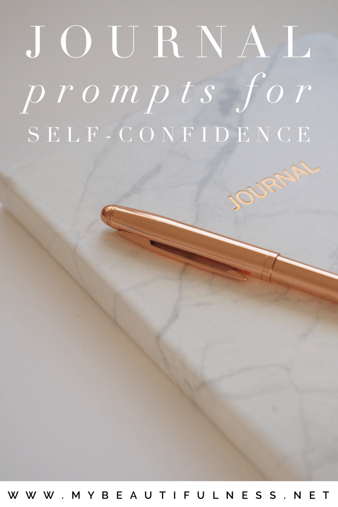 journal prompts for self confidence