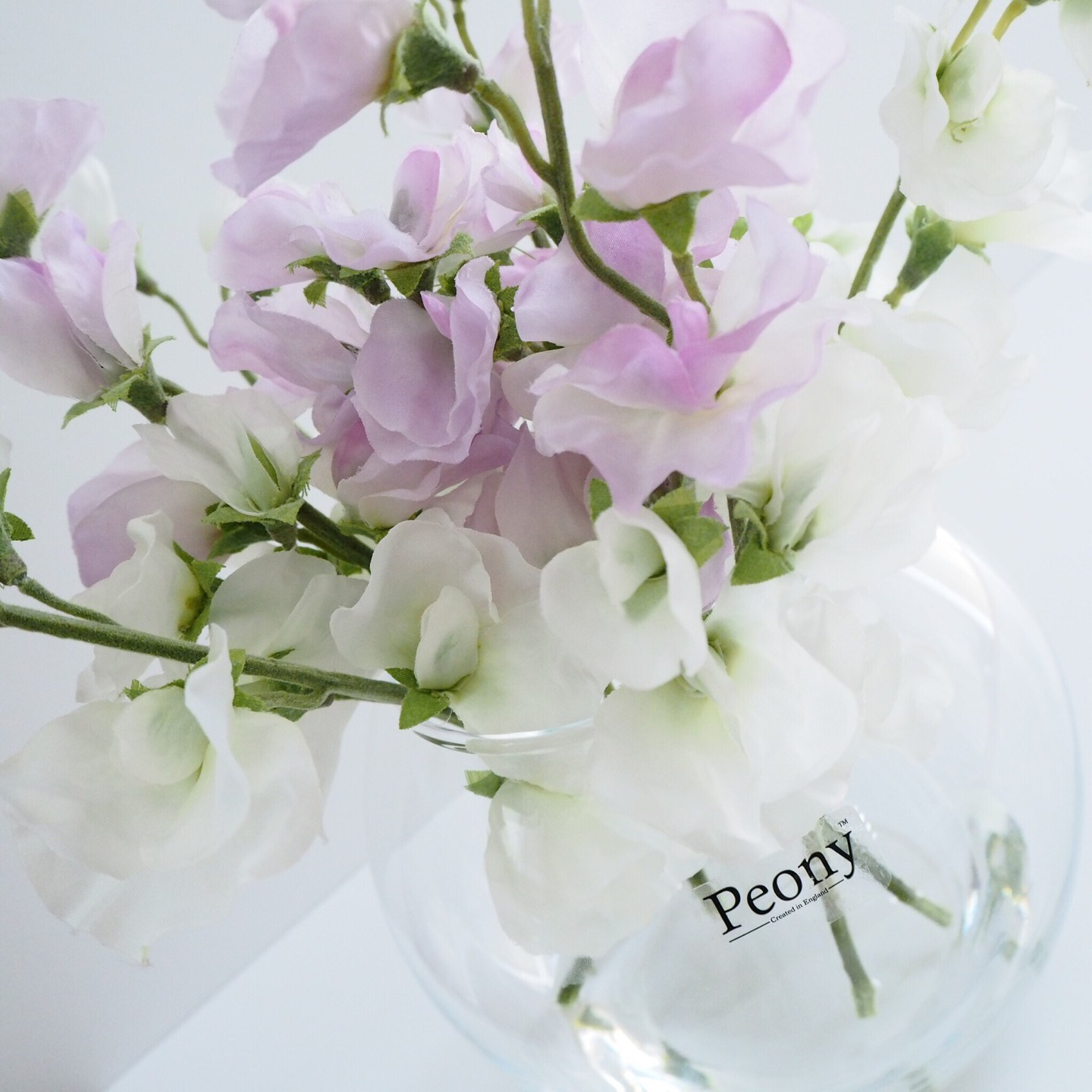 Peony Faux Flowers