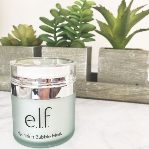 elf cosmetics skincare bubble mask review by my beauty bunny