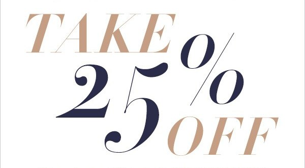 ShopBop Friend and Family Sale