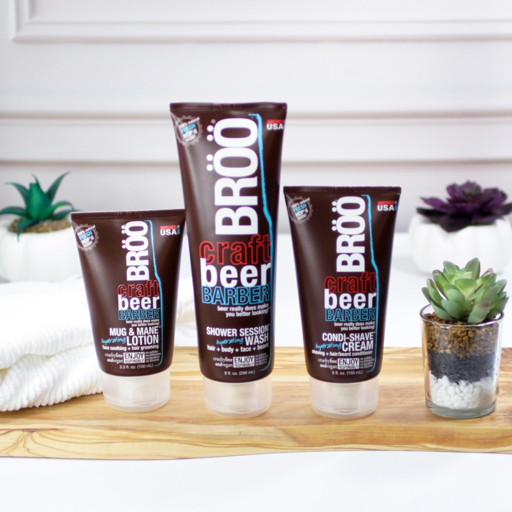 Multitasking Beauty Products Made With Beer!