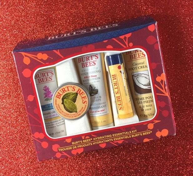 Burts Bees Holiday Kit