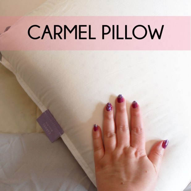 Brentwood Home Carmel Pillows Review and Giveaway