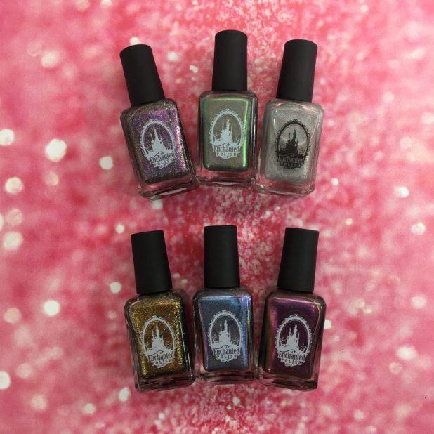enchanted nail polish