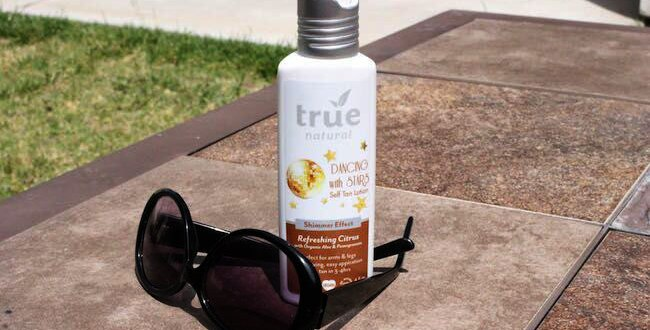true natural self tanner My Beauty Bunny
