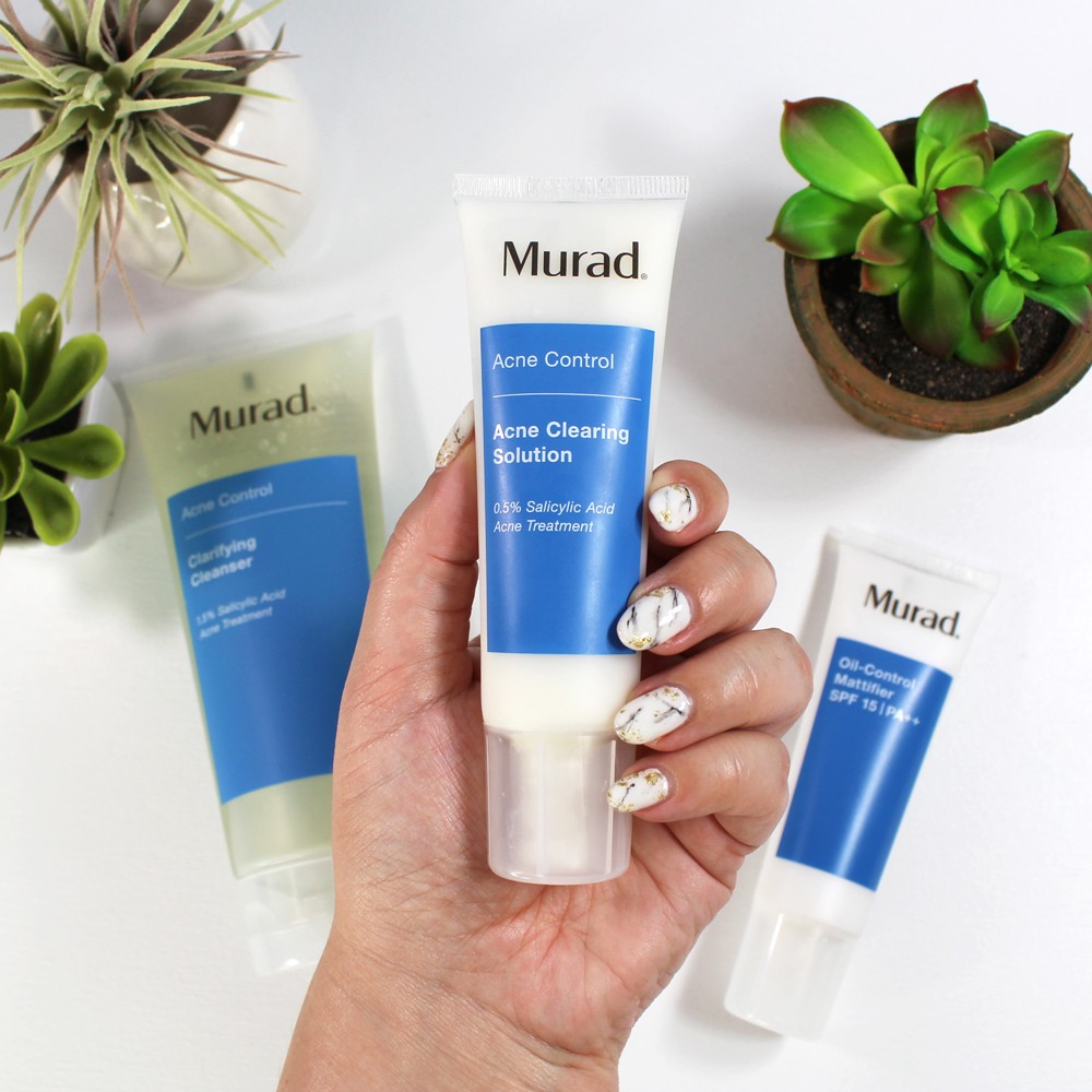 Murad Acne Fighting Trio