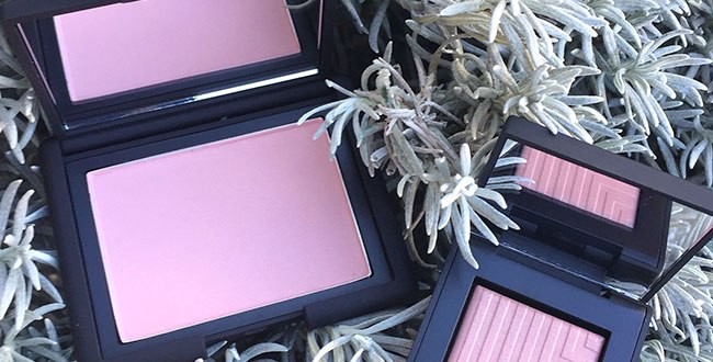 NARS Kari eyeshadow and Impassioned blush