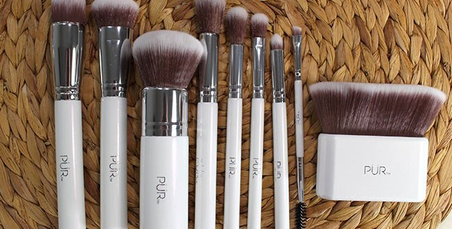 Cruelty Free Makeup Brushes Pur Cosmetics