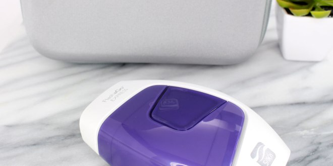 Silk'n Flash and Go Hair Removal