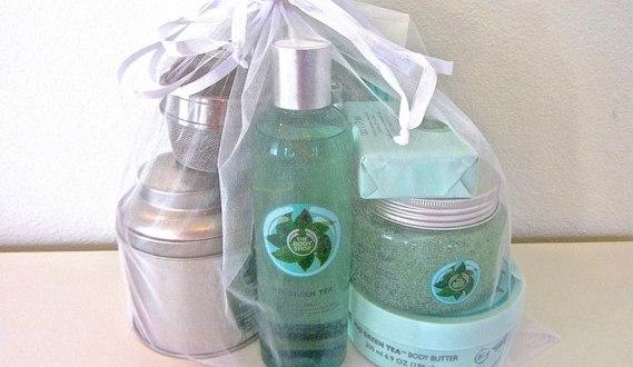 The Body Shop Green Tea Set