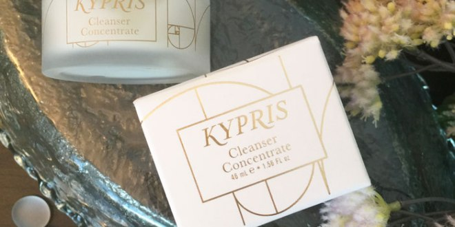 kypris cleanser concentrate