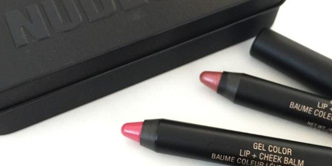 NUDESTIX Gel Color Lip + Cheek Balm review by my beauty bunny
